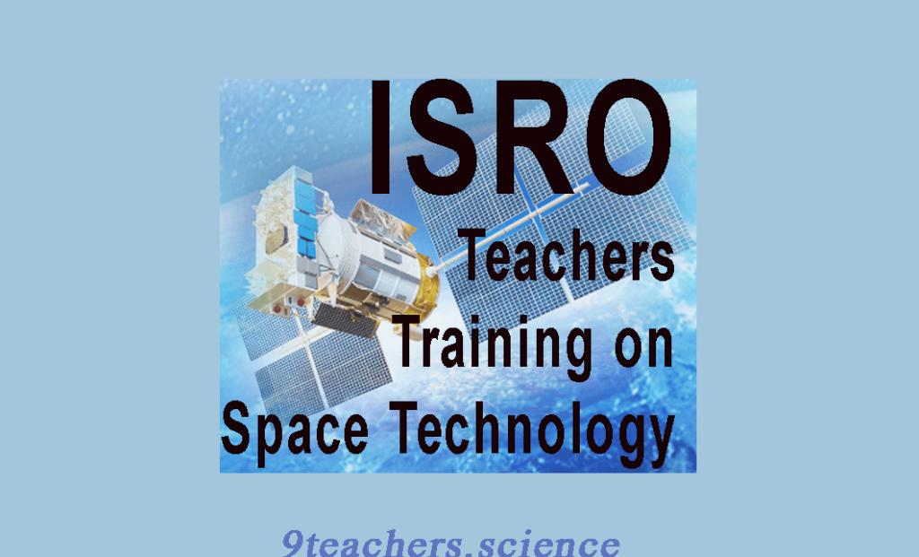 ISRO Space Technology Training